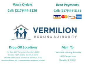 Vermilion Housing Authority Work Order Information