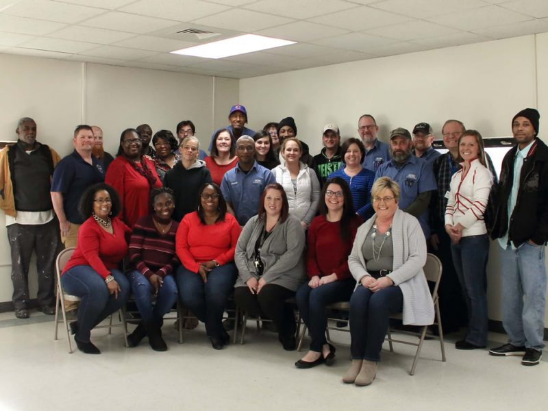 Vermilion Housing Authority Staff Members